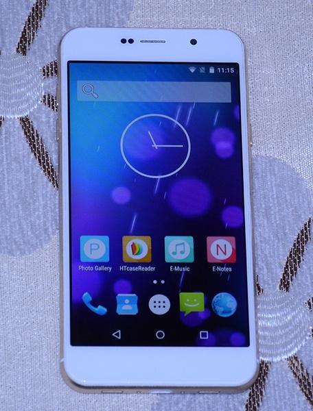 Смартфон Oukitel U6 засняли на видео
