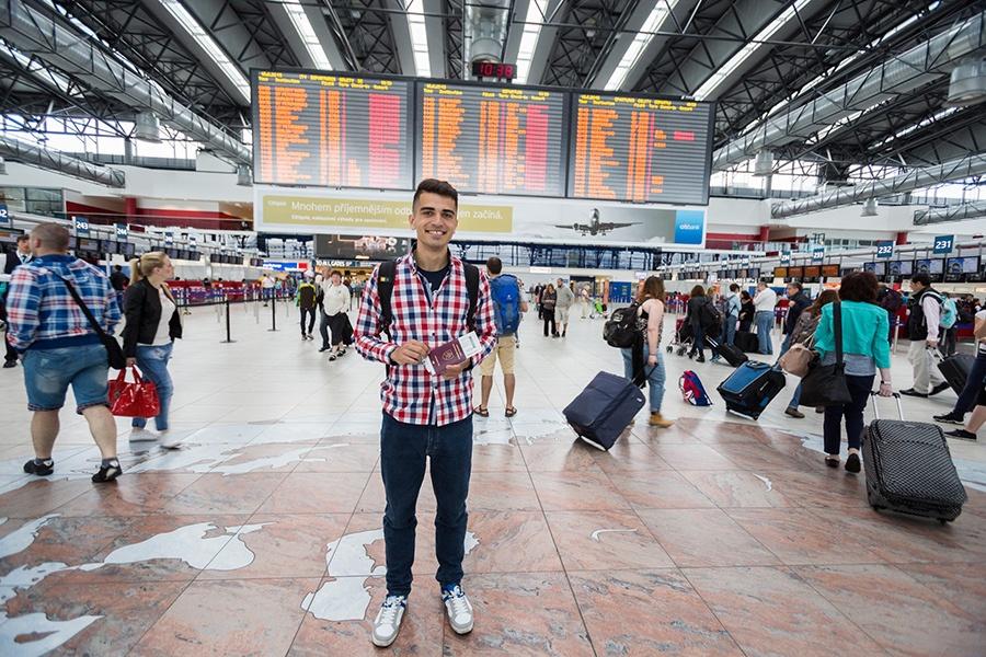 12 370 км (Словакия – Гавайи). Как я получил стажировку и шанс всей жизни - 4