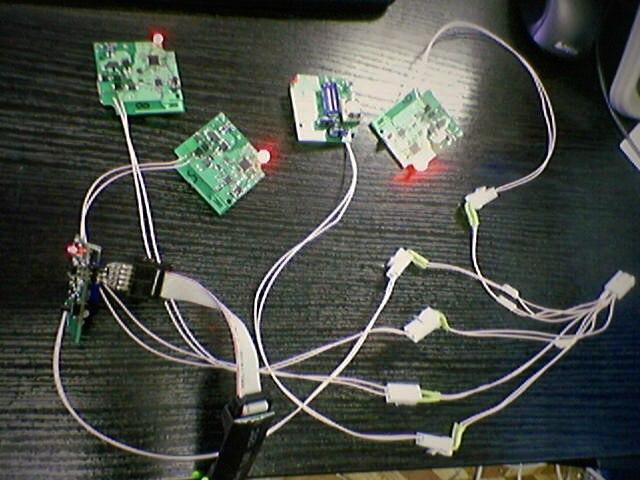 Автоматическая беспроводная система управления кондиционерами, или блок ротации на STM32 + TI CC2530 - 4