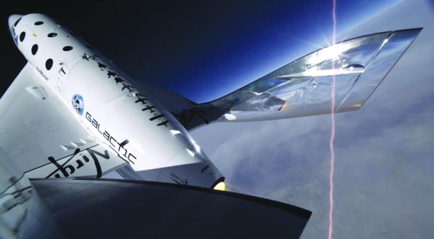 Подробный разбор катастрофы SpaceShipTwo: только ли погибший пилот виноват? - 1