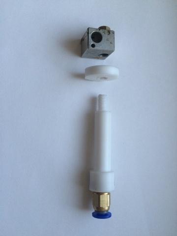 Самодельный принтер на SCARA механике - 3