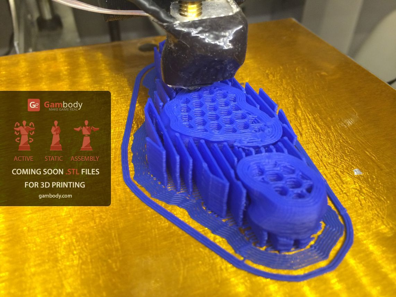 3D принтер VS Axe (Dota2) Ч.1 - 10