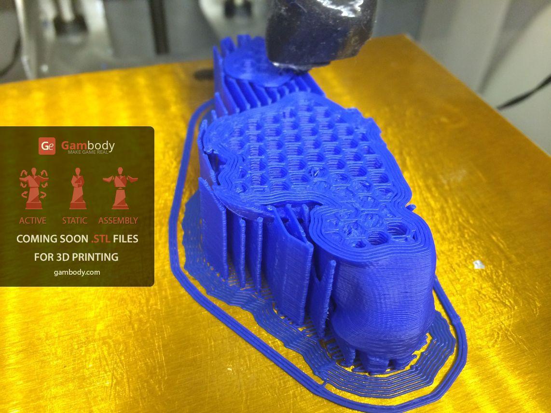 3D принтер VS Axe (Dota2) Ч.1 - 12