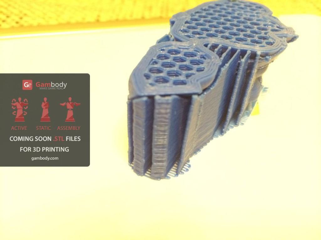 3D принтер VS Axe (Dota2) Ч.1 - 15
