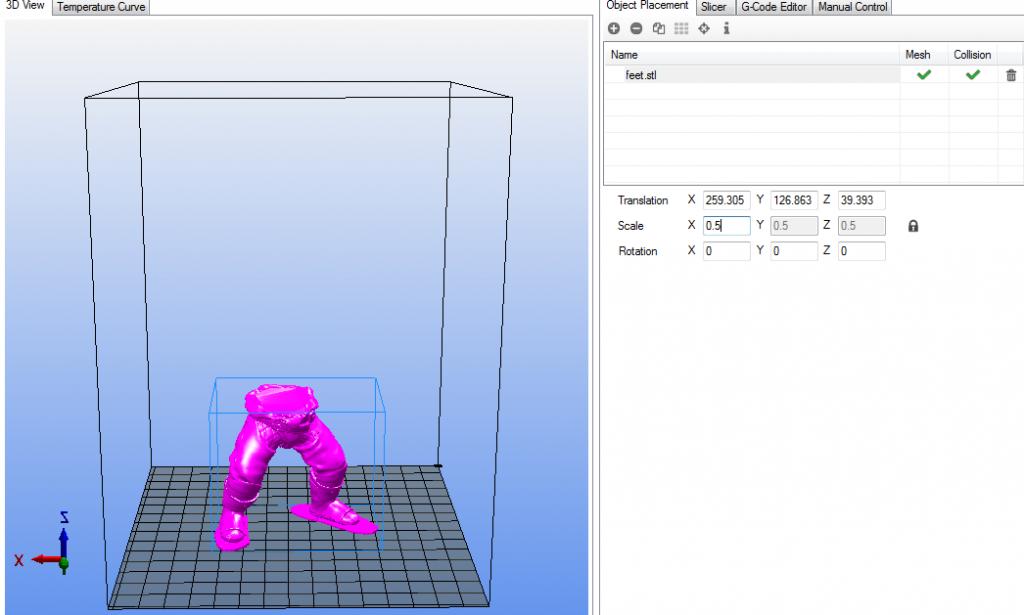 3D принтер VS Axe (Dota2) Ч.1 - 2