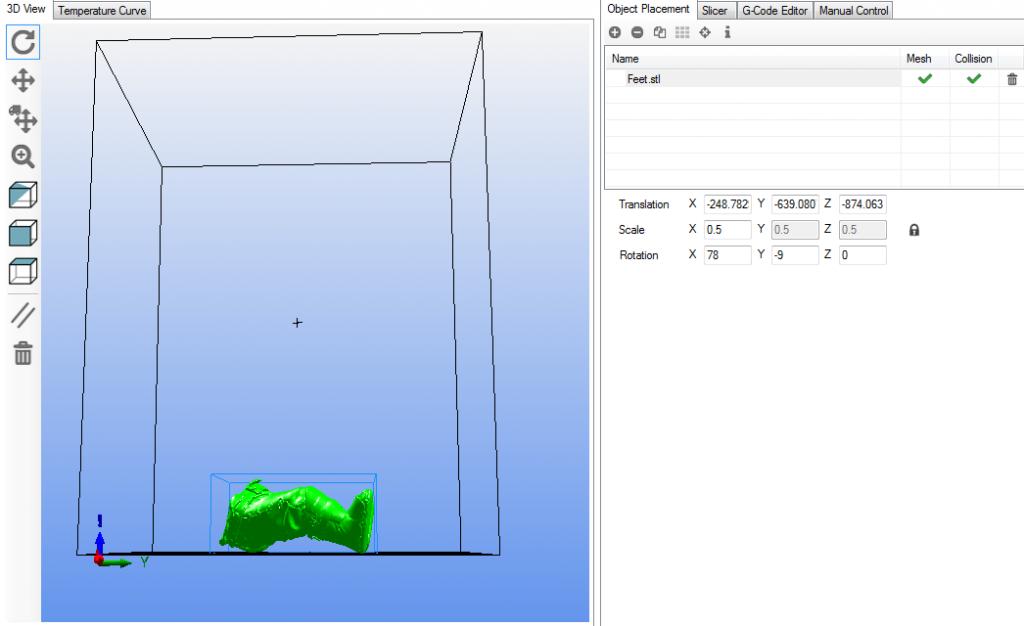 3D принтер VS Axe (Dota2) Ч.1 - 3