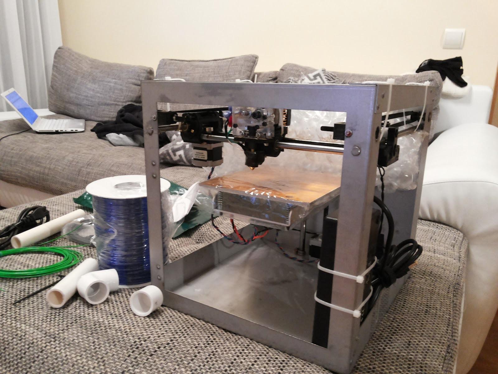 3D принтер VS Axe (Dota2) Ч.1 - 1