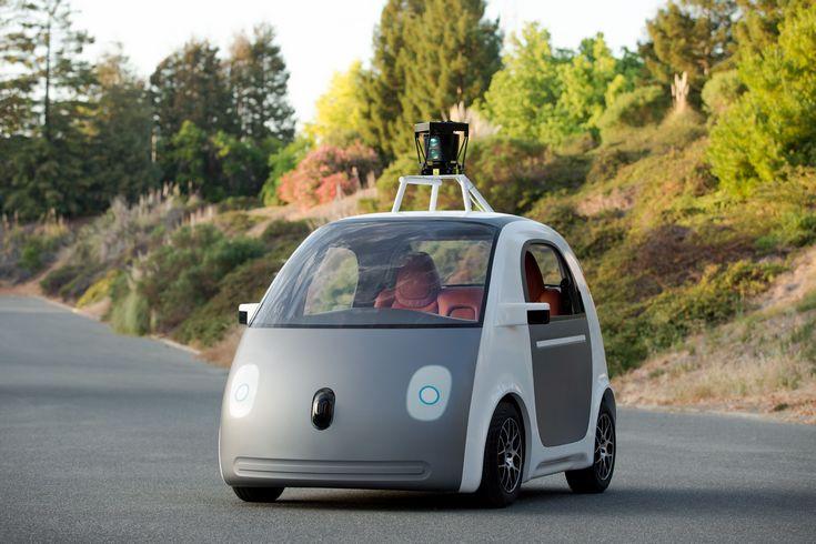 Google создала собственного автопроизводителя