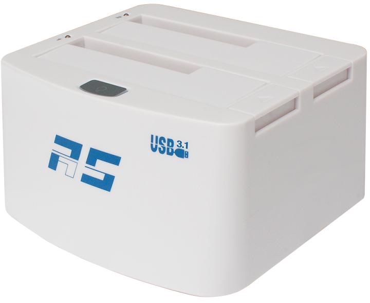 HighPoint реализовала поддержку USB 3.1 в док-станциях RocketStor 3112C и 3122B и карте RocketU 1322A - 1