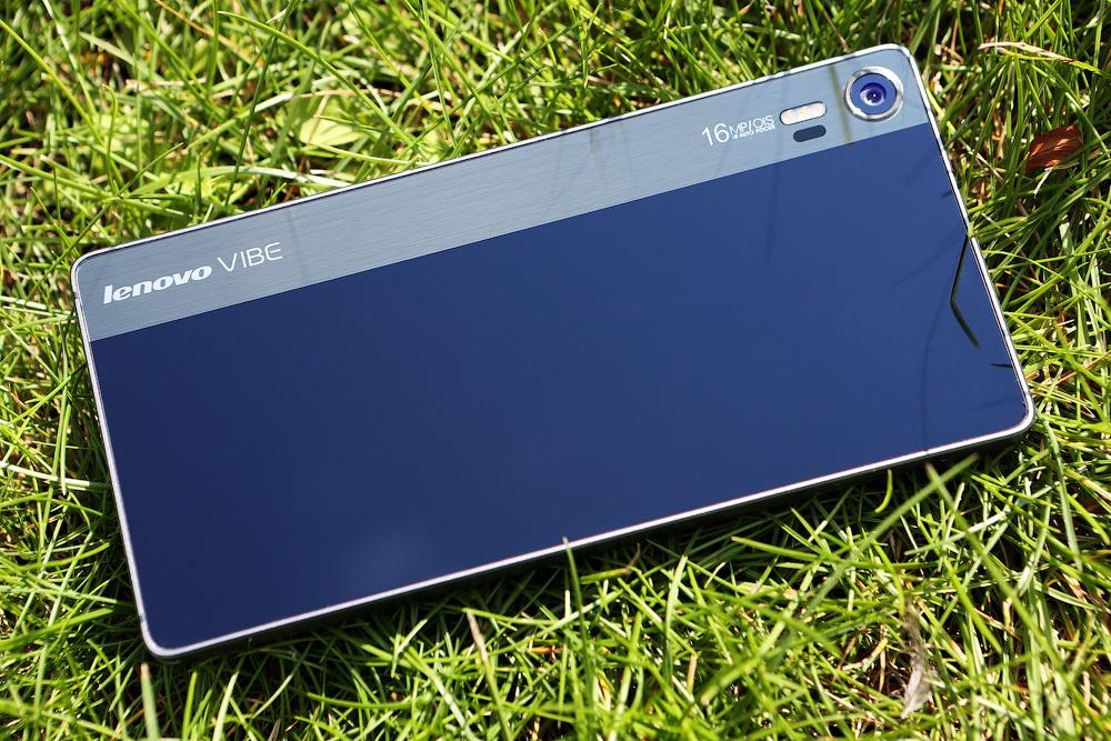 Vibe Shot: первый камерофон Lenovo в действии - 1
