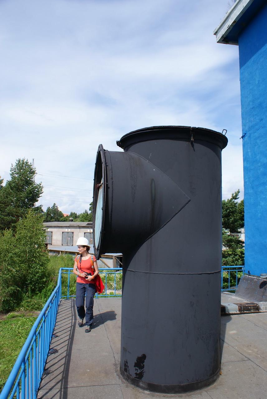 ГЭС изнутри - 14