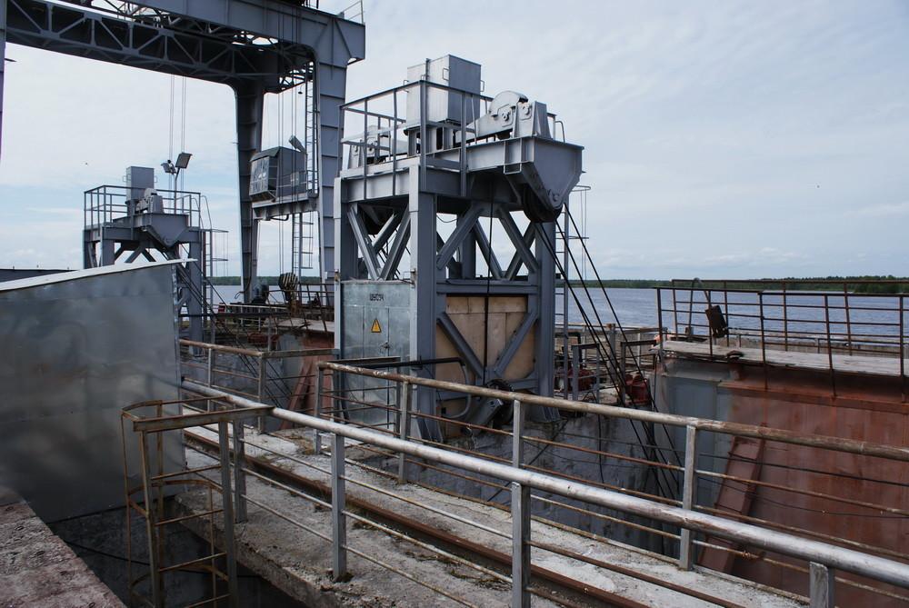 ГЭС изнутри - 5