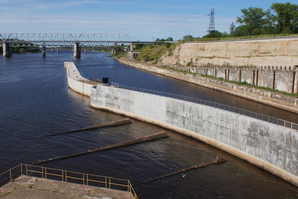 ГЭС изнутри - 9