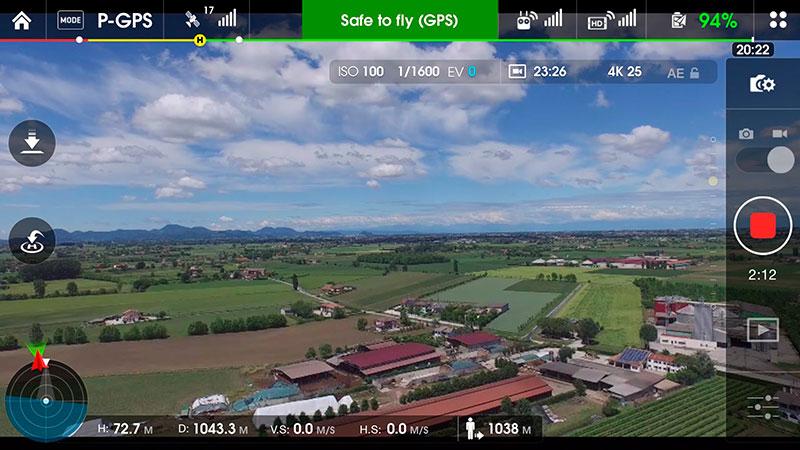 4K-аэрофотосъёмка в массы – обзор DJI Phantom 3 - 29