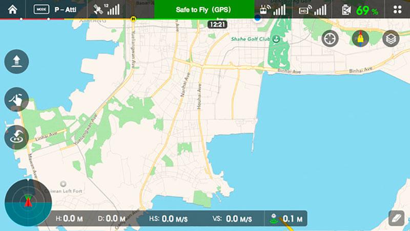 4K-аэрофотосъёмка в массы – обзор DJI Phantom 3 - 32