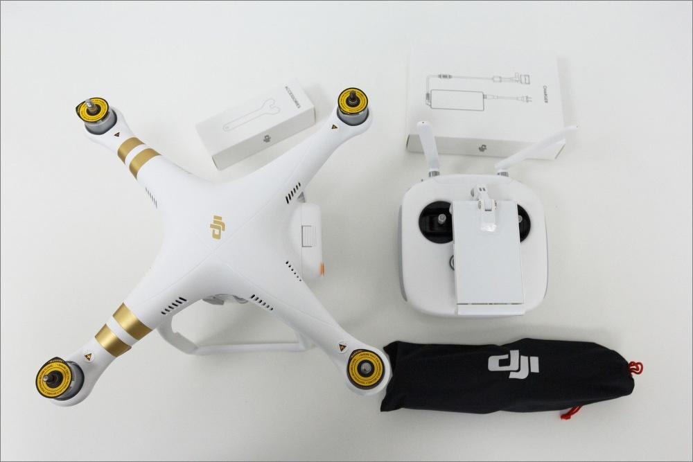 4K-аэрофотосъёмка в массы – обзор DJI Phantom 3 - 4