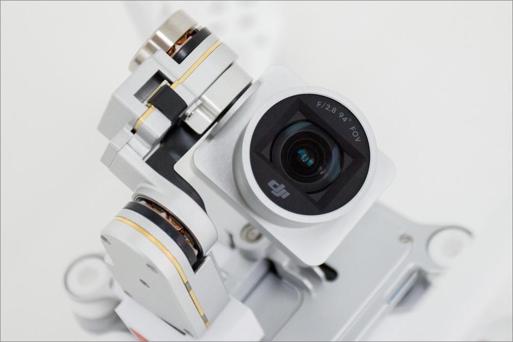 4K-аэрофотосъёмка в массы – обзор DJI Phantom 3 - 1