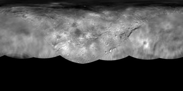 NASA выложило первые карты Плутона и Харона - 4