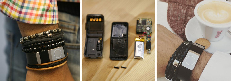 Wme2 — на что способен браслет от авторов первого iPhone: ЭКГ, давление и пульс из двух пальцев - 1