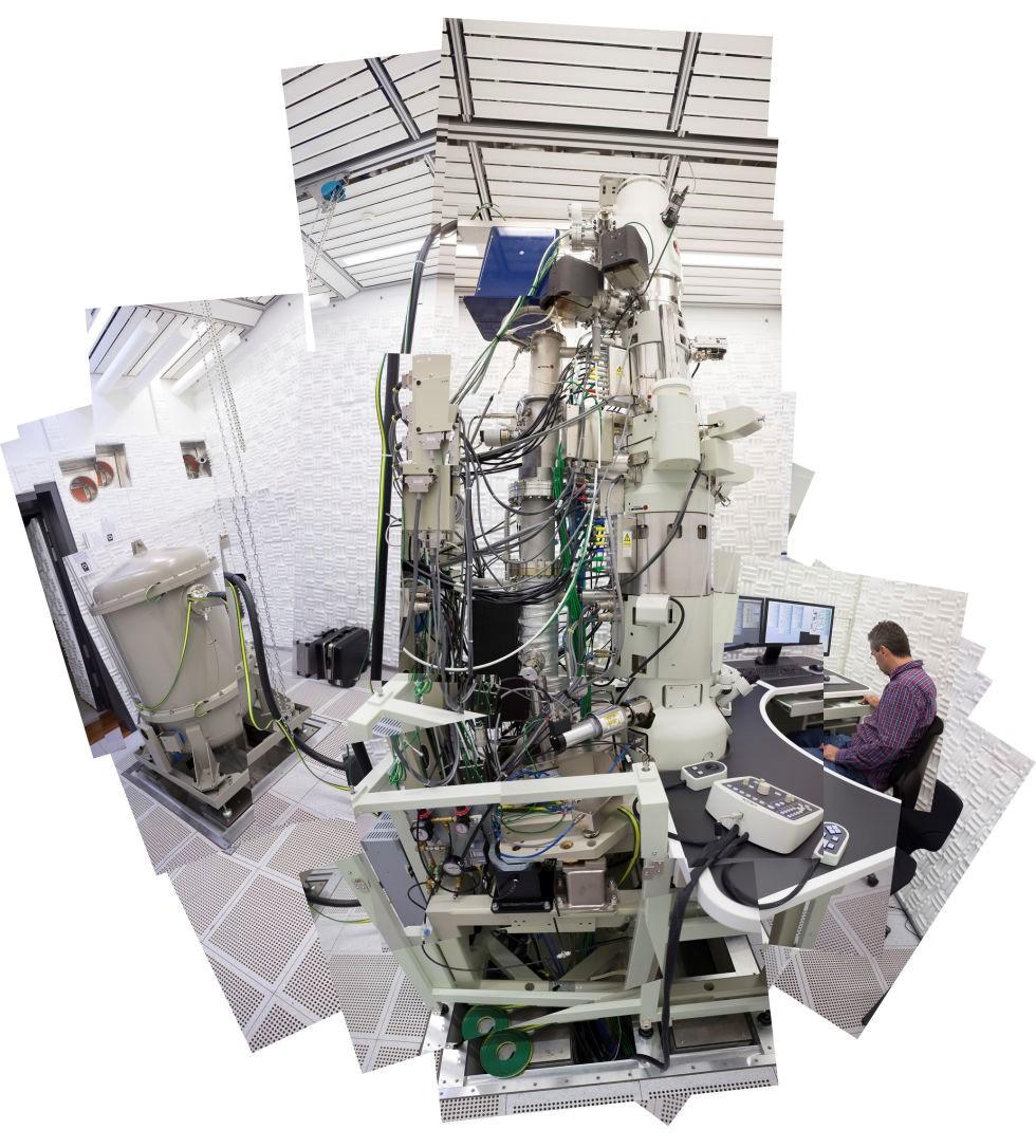Самые тихие помещения в мире: лаборатории IBM в Цюрихе - 2
