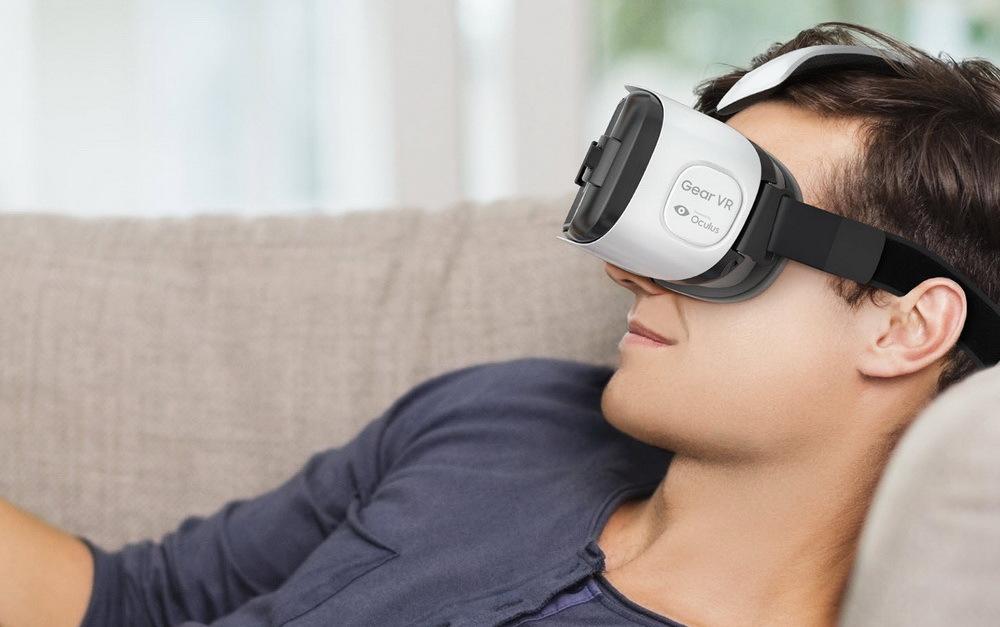 Новый виток виртуальной реальности: Samsung Gear VR Innovator Edition - 2