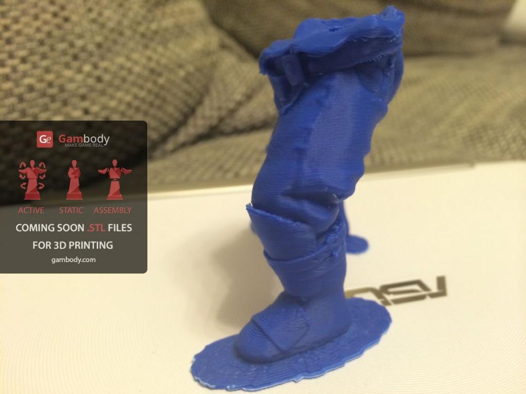 3D принтер VS Axe (Dota2) Ч.2 - 12