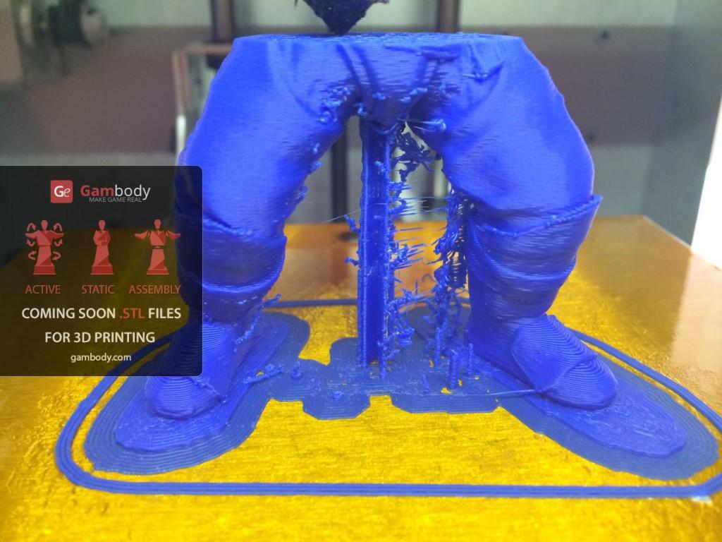 3D принтер VS Axe (Dota2) Ч.2 - 16