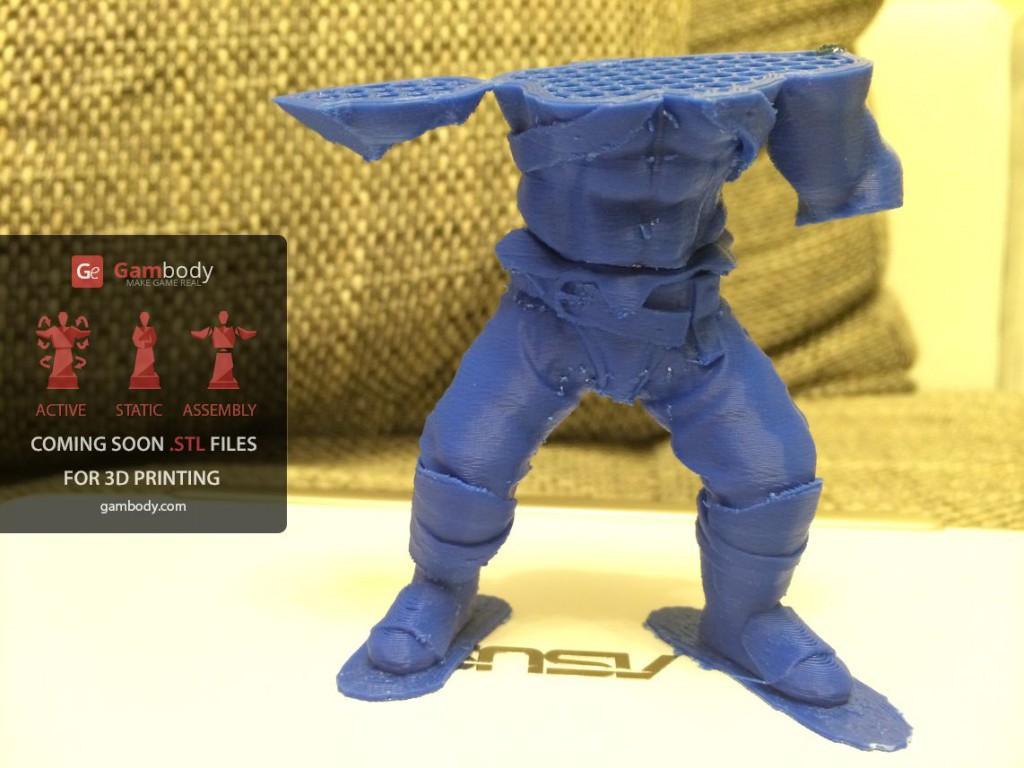 3D принтер VS Axe (Dota2) Ч.2 - 19
