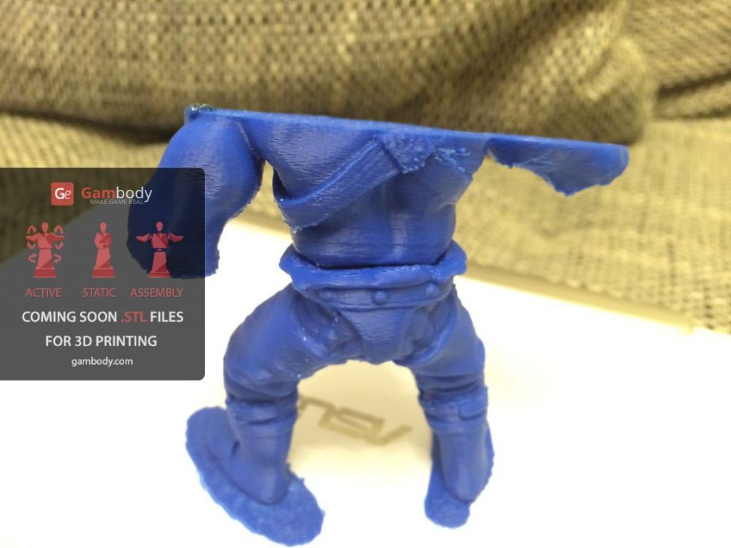 3D принтер VS Axe (Dota2) Ч.2 - 22