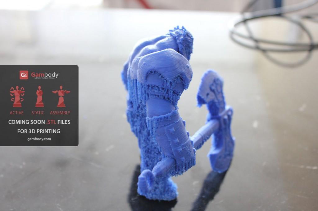 3D принтер VS Axe (Dota2) Ч.2 - 31