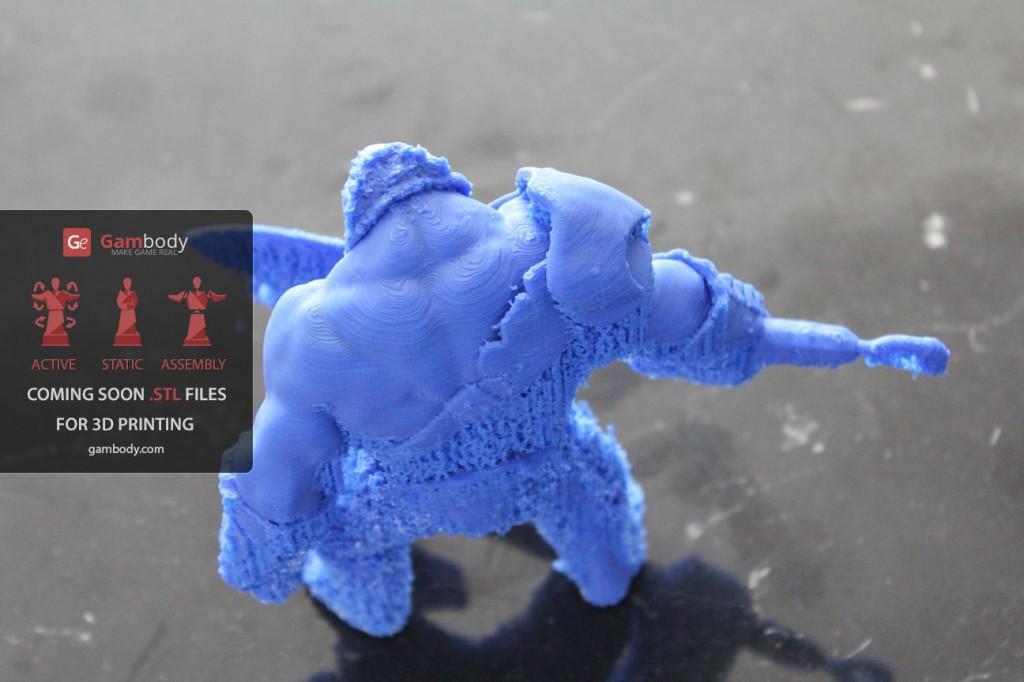 3D принтер VS Axe (Dota2) Ч.2 - 32