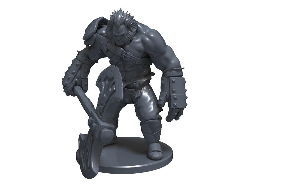 3D принтер VS Axe (Dota2) Ч.2 - 36