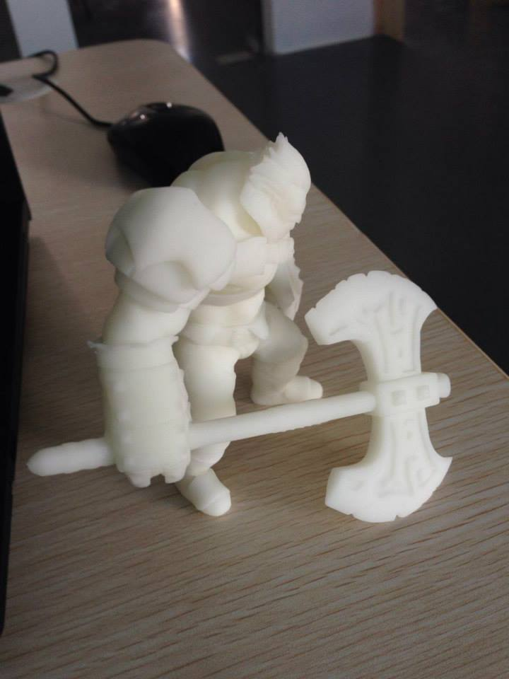 3D принтер VS Axe (Dota2) Ч.2 - 38