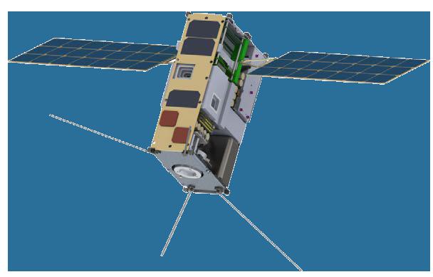 NASA готовит рой микроспутников к Луне - 6