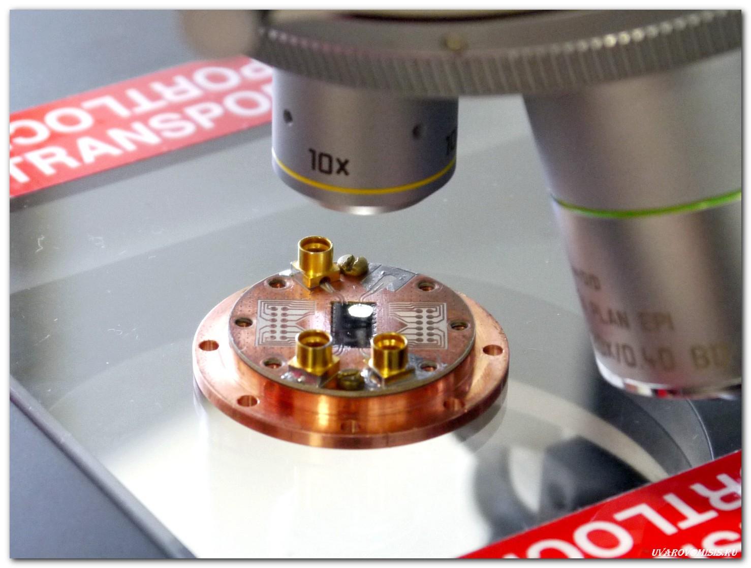 Лаборатории НИТУ «МИСиС»: от разделения наночастиц магнетита до создания квантового компьютера - 19