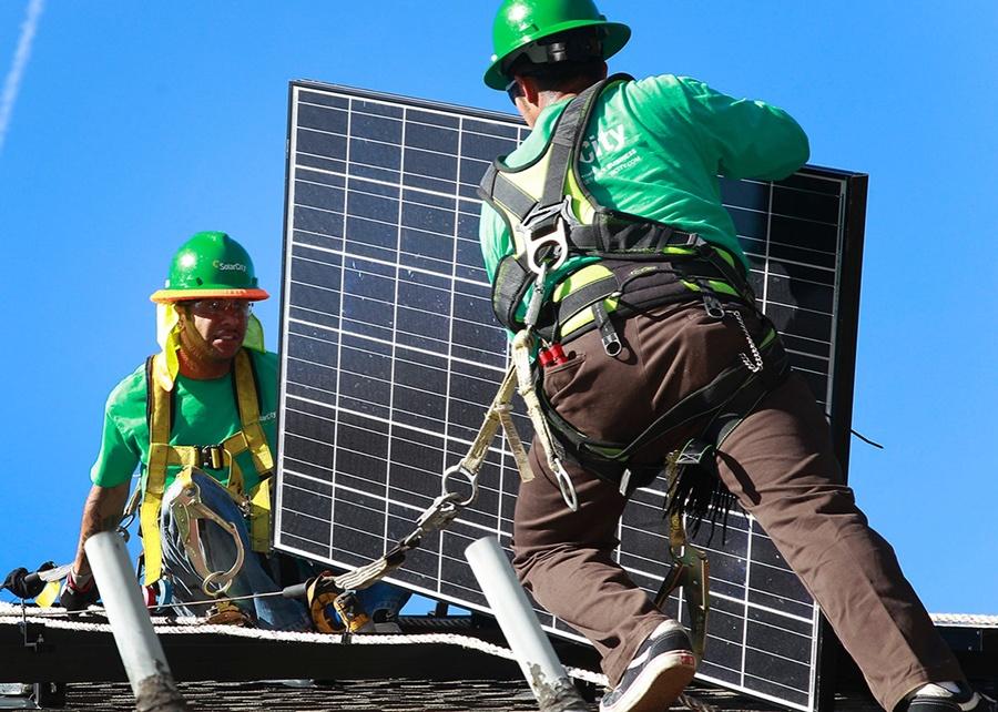 Современное чудо SolarCity, или Солнечные панели как объект лизинга - 1