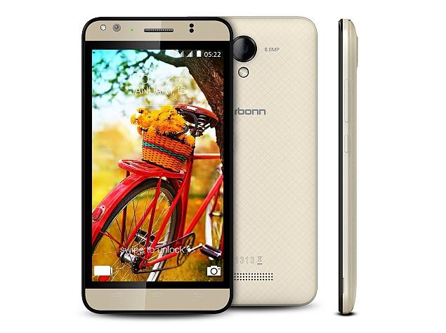 Смартфон Karbonn Titanium Mach Five получил пятидйюмовый экран
