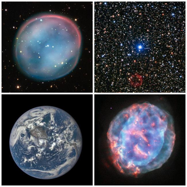 Самые яркие снимки космоса за неделю - 1