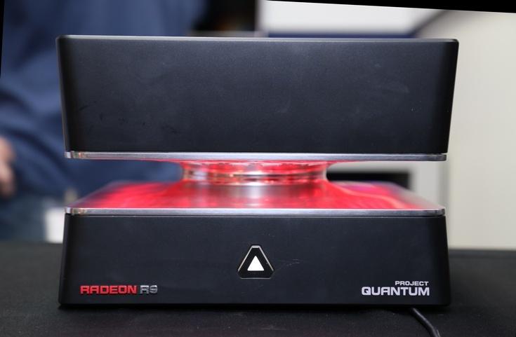 Выход мини-ПК AMD Project Quantum на рынок пока под большим вопросом