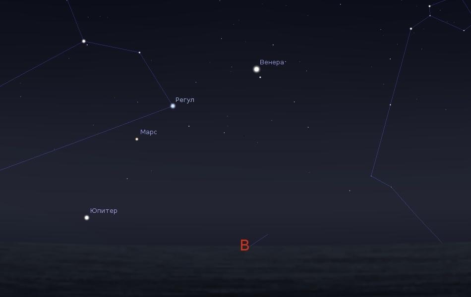 Интрига Персеид или астроосень-2015 - 10