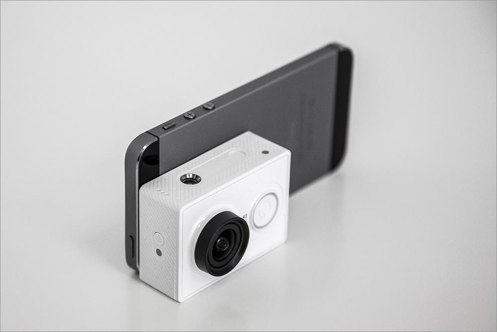 Страшный сон GoPro: обзор action-камеры Xiaomi Yi - 8