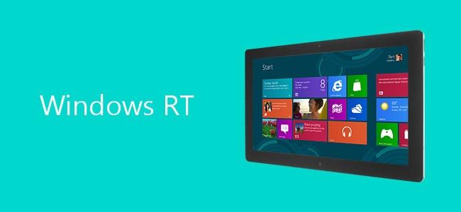 Windows RT получит новое меню Пуск