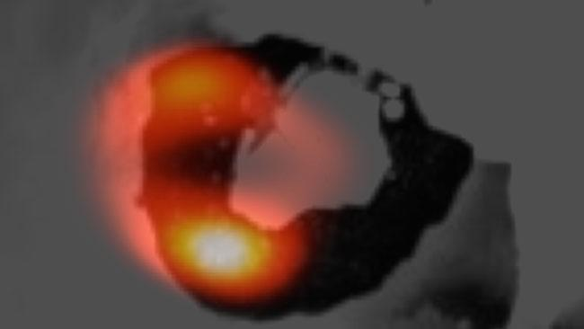 Астрономы смогли получить снимки лавового озера на поверхности Ио, спутнике Юпитера - 1
