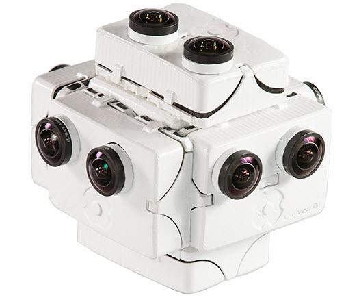 За 75 долларов предлагают оформить подписку на три месяца, в течение которых вы сможете в любое время смотреть на Землю через 12 линз камеры Overview One