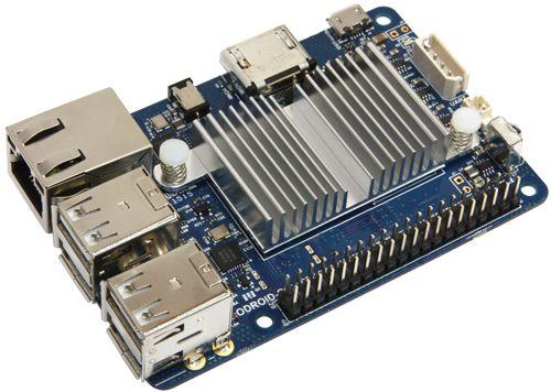 Компания Hardkernel выпустила новую версию 37-долларового мини-ПК - 1