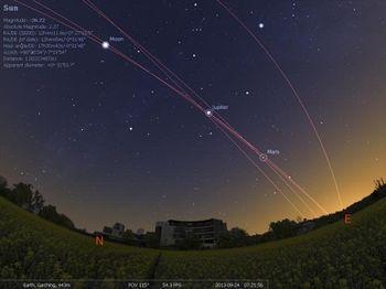 Полезный софт для любителей астрономии - 2