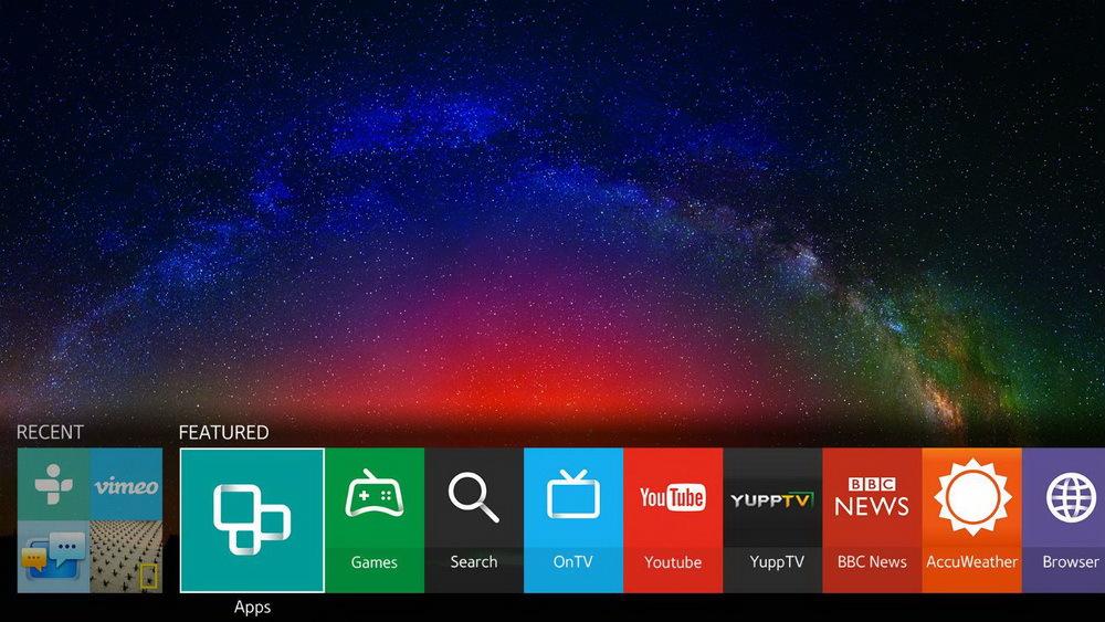 Samsung Smart TV: теперь на TIZEN - 1