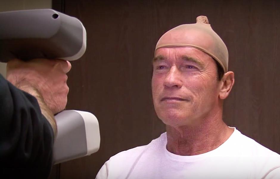 Применение технологий 3D-печати и 3D-сканирования при создании фильма «Терминатор: Генезис» - 2