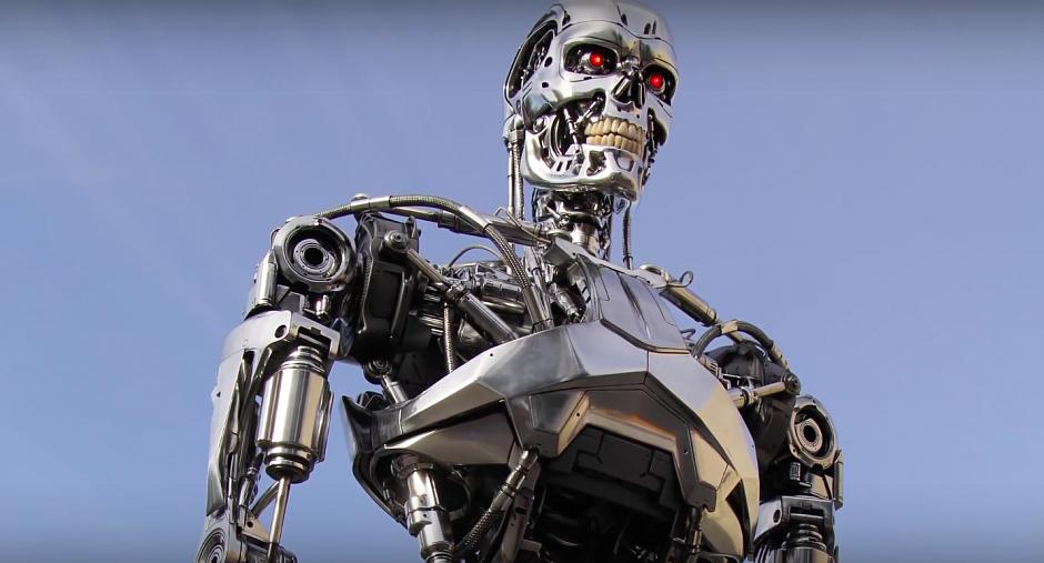 Применение технологий 3D-печати и 3D-сканирования при создании фильма «Терминатор: Генезис» - 4