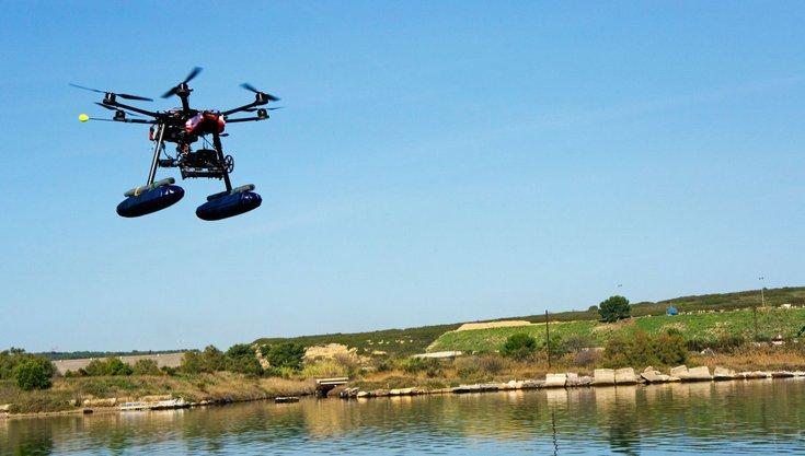 Учёные хотят упорядочить движение дронов